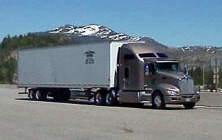 Winnipeg owner operators at Len Dubois Trucking