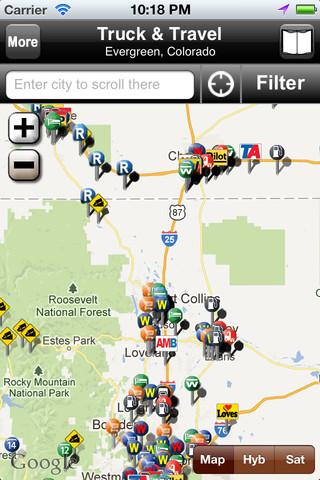 Need Help Finding Truck Parking? - Len Dubois Trucking