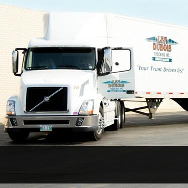 Len Dubois Trucking Winnipeg Manitoba - Len Dubois Trucking