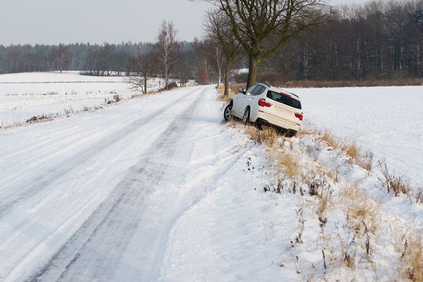 Slow and Steady will Keep You on the Roads this Winter