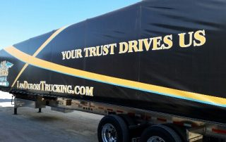 Len Dubois Trucking Owner Operators wanted