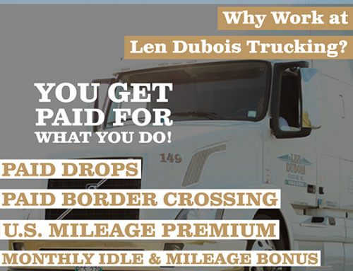 Company Drivers Join Our Fleet & Work Smarter, Not Harder