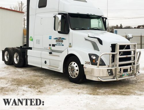 Make 2019 the Best Year of Your Trucking Career! Join Our Growing Fleet