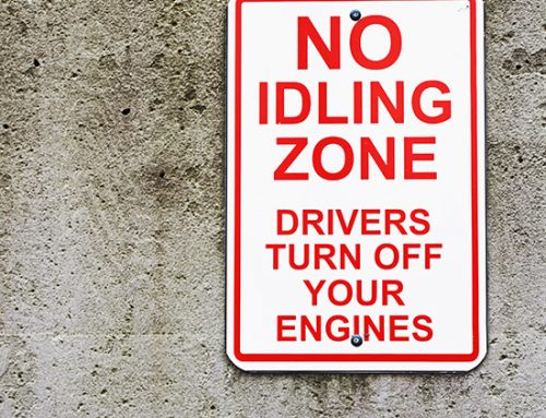 Anti-Idling and Trucking