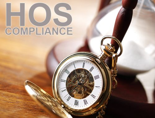 What You Need to Know – HOS Changes Final Rule