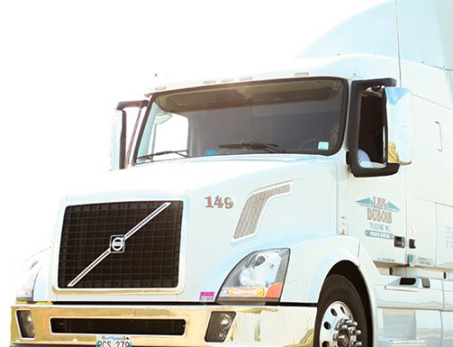 Drive Better with Len Dubois Trucking
