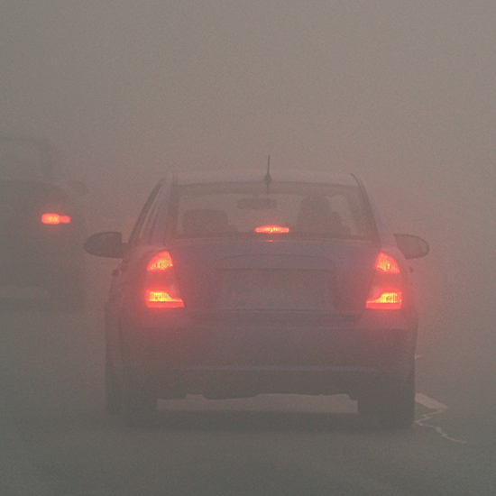 8 Tips for Driving through Fog
