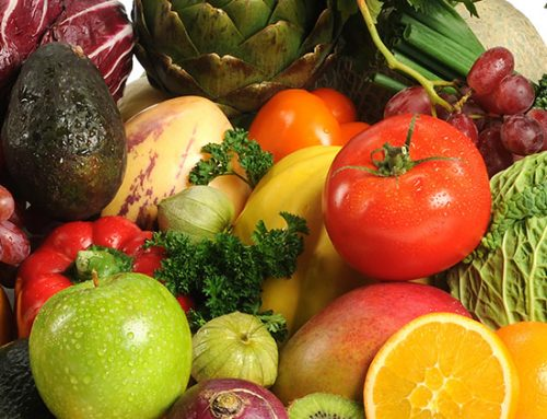 Getting Fruits and Vegetables into Your Day