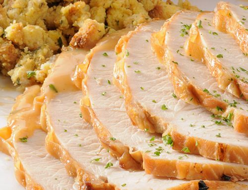 Slow Cooker Turkey Breast for Thanks Giving Away From Home