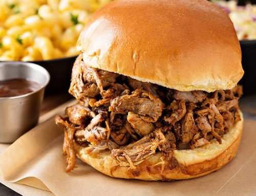 Awesome Saucy Pulled Pork Sandwiches
