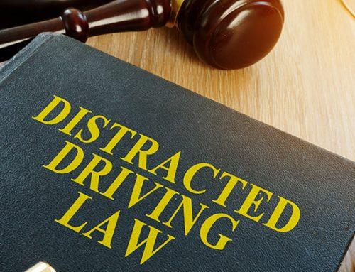 Put the Phone Down! New Penalties for Distracted Driving