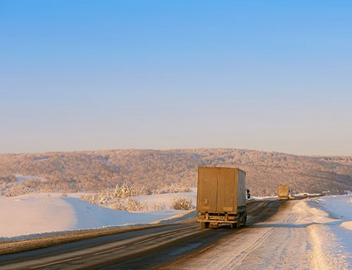 Playing in the Snow – Winter Trucking Must Reads