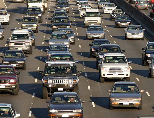 Prepare for Increased Traffic this Thanksgiving