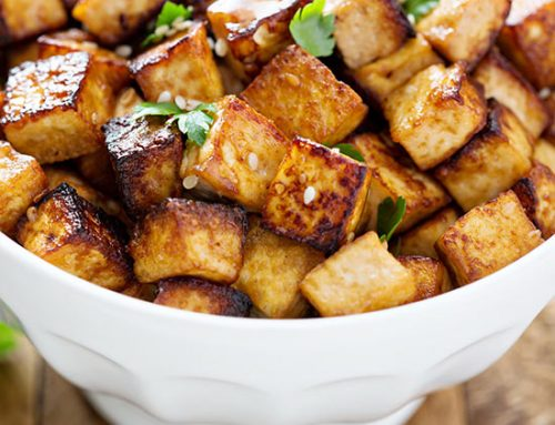Tofu. Give it a Try.