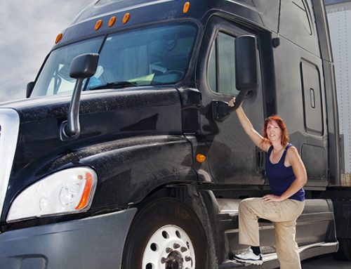 Have you Considered a Career in Trucking