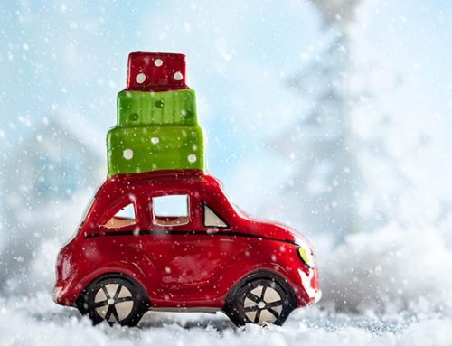 Holiday Road Safety: Arrive at your destination safely this Christmas