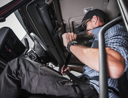 4 Things Professional Drivers Shouldn't Do