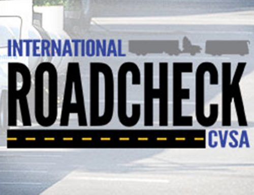 International Roadcheck – June 4-6