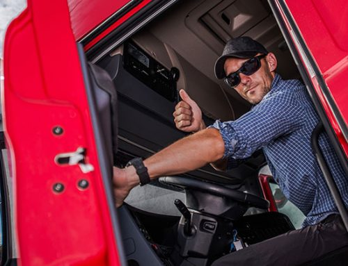 What's up – Why do Truckers Do…