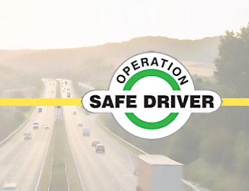 CVSA Operation Safe Driver Week July 12-18