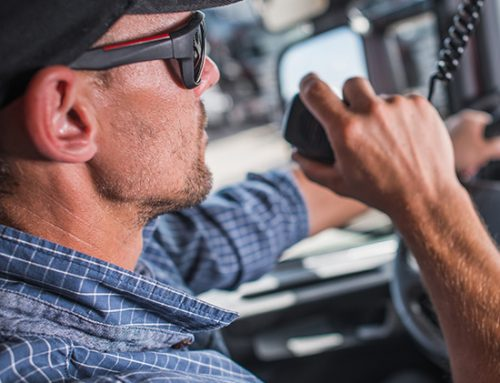 Look for your First Trucking Job?