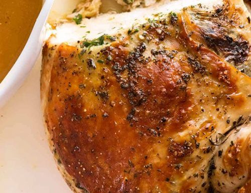 Two Great Slow Cooker Turkey Breast Recipes