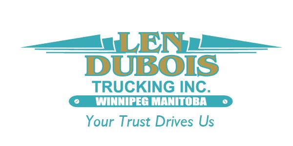 Image result for len dubois trucking