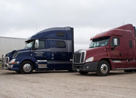 Owner Operators at Len Dubois Trucking
