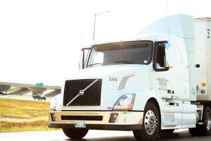 Len Dubois Trucking Winnipeg trucking company