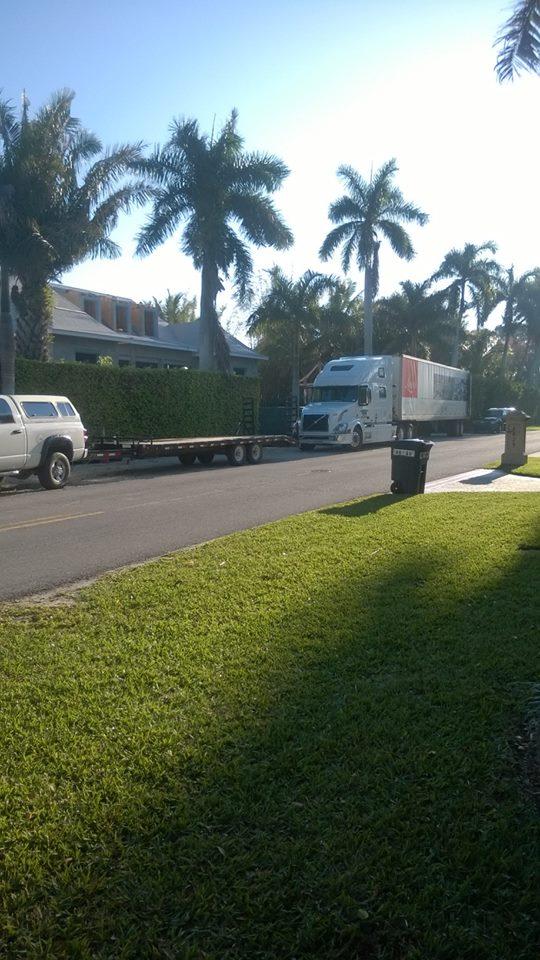 Trucking in Naples, FL