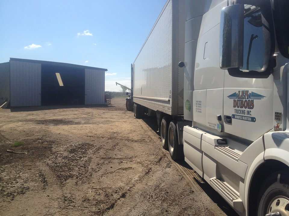 Trucking in Strathmore, AB