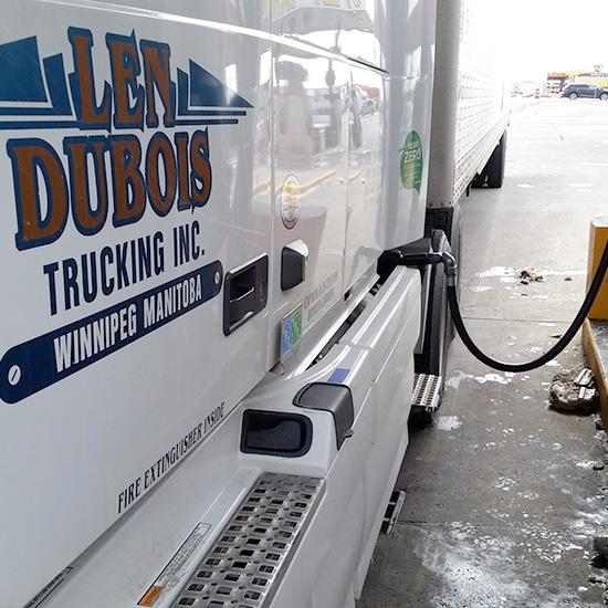 Fuel Trucking Winnipeg