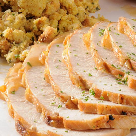Slow Cooker Turkey Dinner