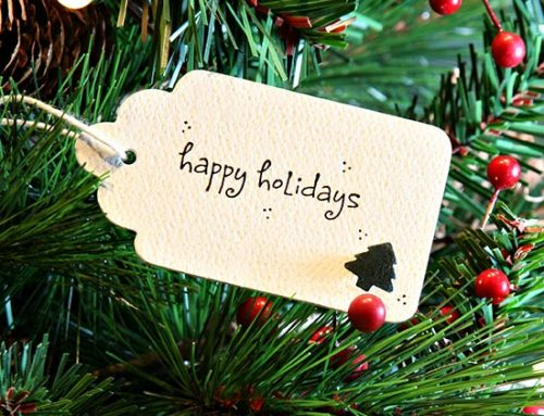 Happy Holidays from Len Dubois Trucking