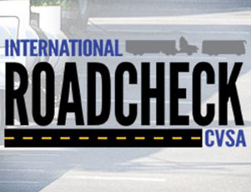 Get Ready for CVSA's 2020 International Roadcheck