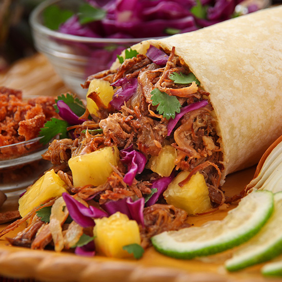 Pork Tacos From the Slow-Cooker