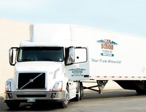 Become Part of the Len Dubois Trucking Family