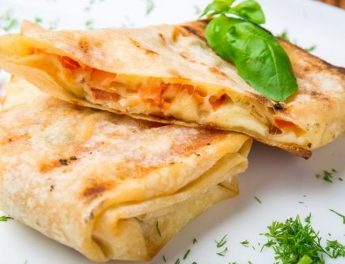 Start your Day off Right with this Breakfast Pita Recipe