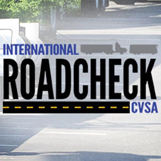 CVSA Roadcheck 2021