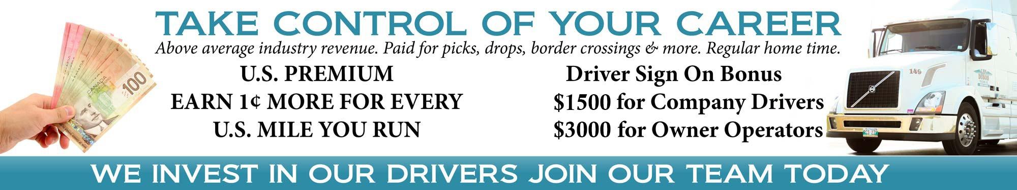 Winnipeg Manitoba trucking jobs