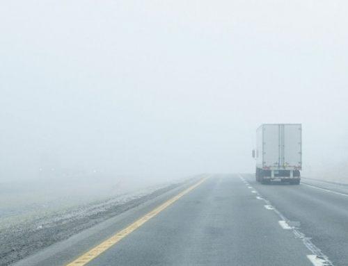 Driving Through Fog