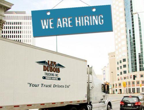 We're Hiring – Service Advisor
