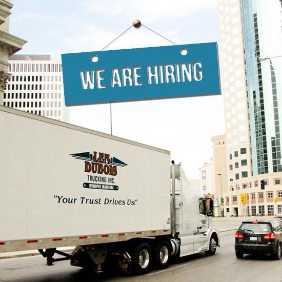 Winnipeg Trucking Company
